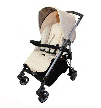 Дитяча прогулянкова коляска Babylux Carita Beige