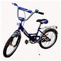 Велосипед двоколісний Mars 20 синій/чорний