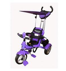 Велосипед триколісний Mars Trike Air фиолетовий