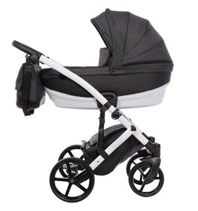 Дитяча коляска 2 в 1 Tako Nautilus 03 чорна