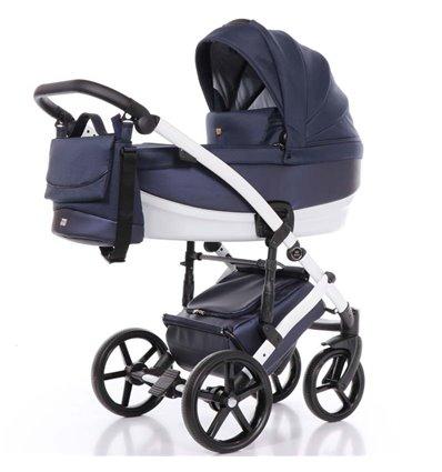 Дитяча коляска 2 в 1 Tako Nautilus 04 синя