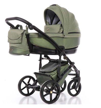 Дитяча коляска 2 в 1 Tako Nautilus 05 зелена