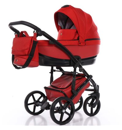 Дитяча коляска 2 в 1 Tako Nautilus 06 червона