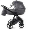 Дитяча коляска 2 в 1 Junama Thermo 02 Carbon Grey