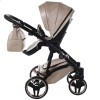 Дитяча коляска 2 в 1 Junama Thermo 06 Rose Beige