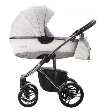 Дитяча коляска 2 в 1 Bebetto Bresso Premium Class 17