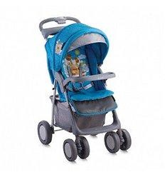 Дитяча прогулянкова коляска Bertoni Foxy Blue Adventure