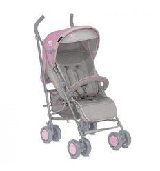 Дитяча прогулянкова коляска Bertoni I-Move Grey Pink