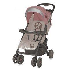 Дитяча прогулянкова коляска Bertoni Smarty Beige Terracotta
