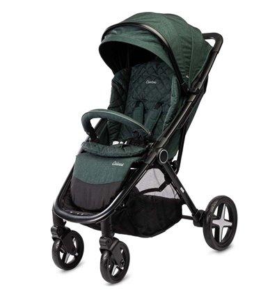 Дитяча прогулянкова коляска Caretero Colosus dark green