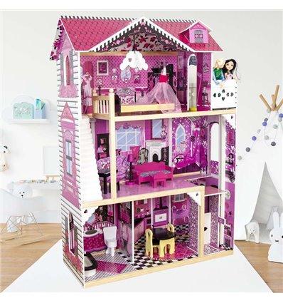 Ляльковий будиночок Avko Вілла Барселона з ліфтом 44101