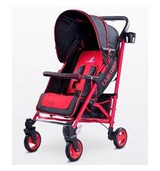 Дитяча прогулянкова коляска Caretero Sonata Red