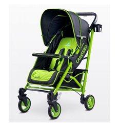 Дитяча прогулянкова коляска Caretero Sonata Green