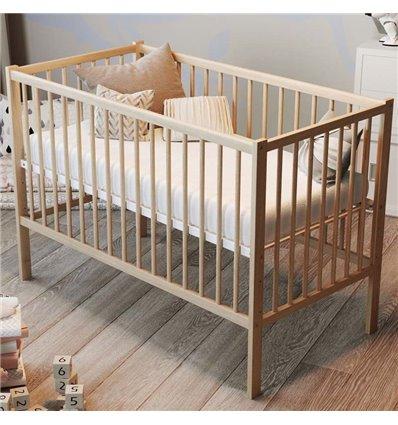 Дитяче ліжечко Дубик-М Малютка колір натуральний