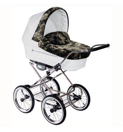 Дитяча коляска 2 в 1 Lonex Classic Ecco E-35 Zimn