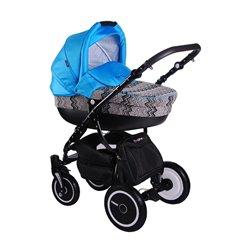 Дитяча коляска 2 в 1 Lonex Speedy Verts Light L-Vogue-09