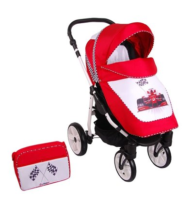 Дитяча прогулянкова коляска Lonex Sport New SPN-01