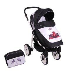 Дитяча прогулянкова коляска Lonex Sport New SPN-02