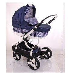 Дитяча коляска 2 в 1 Lonex Sanremo SAN-04