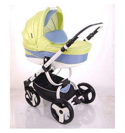 Дитяча коляска 2 в 1 Lonex Sanremo SAN-12